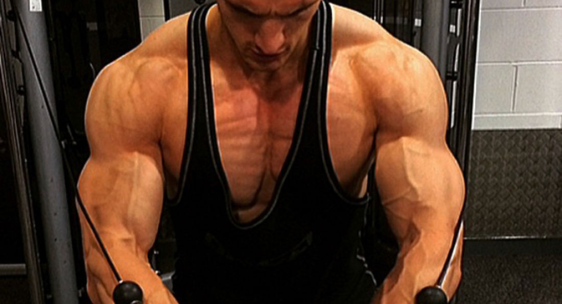Meet UKBFF Champion Alex Platt
