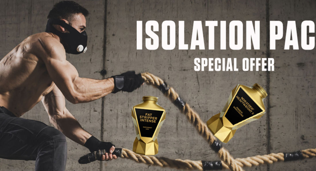 The Isolation Pack Every Athlete Needs!