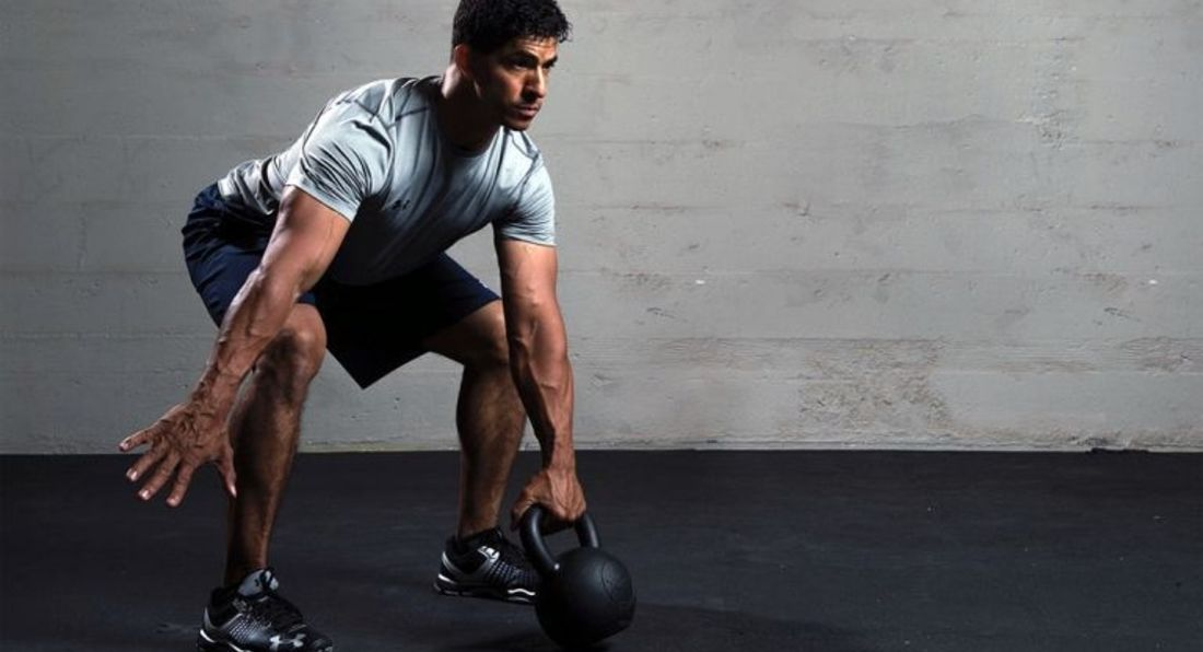 Try This 10 Minute Single Kettlebell Workout