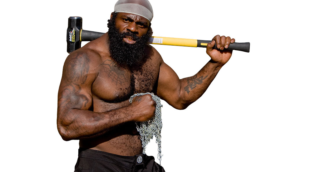 Legendary fighter Kimbo Slice DIES