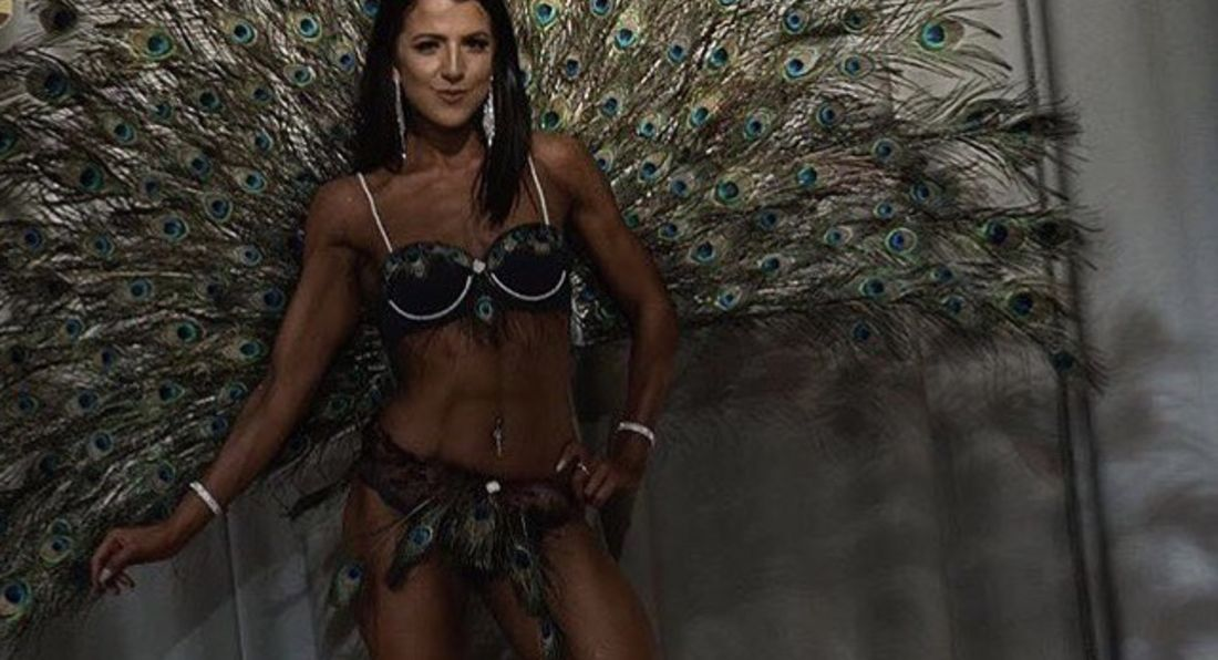 LA Muscle Welcomes Fitness Competitor Kirsty Wall
