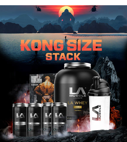 Kong Size Stack