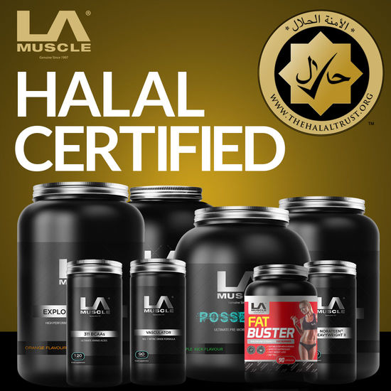 100% Halal Supplements