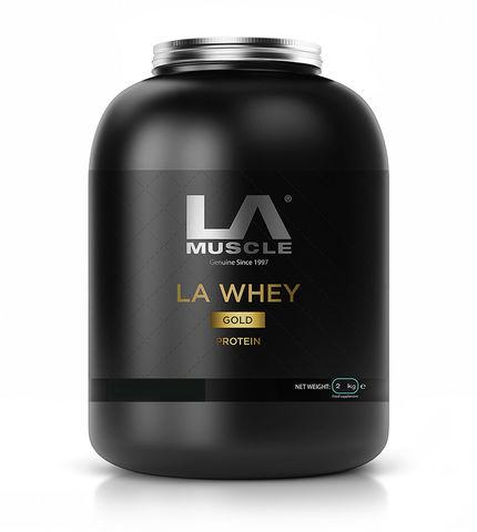 LA Whey Gold 2 kg - Chocolate