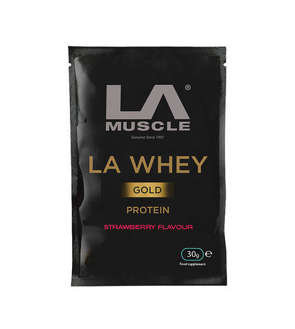LA Whey Strawberry SAMPLE