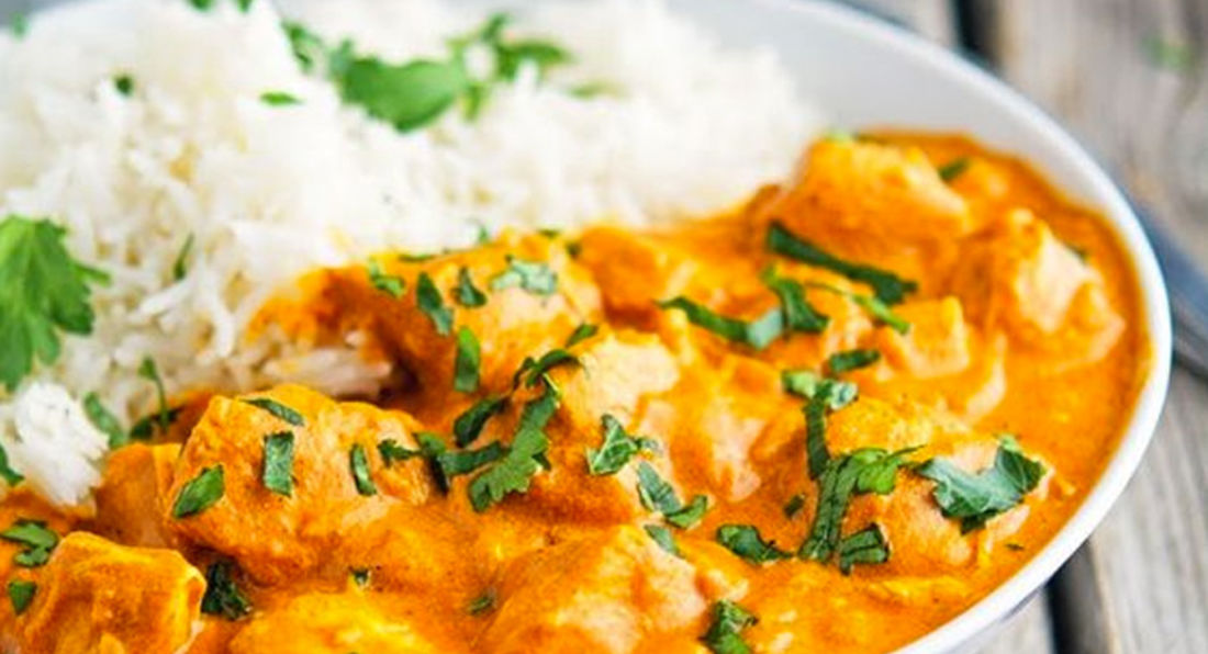 Easy Home Style Chicken Curry