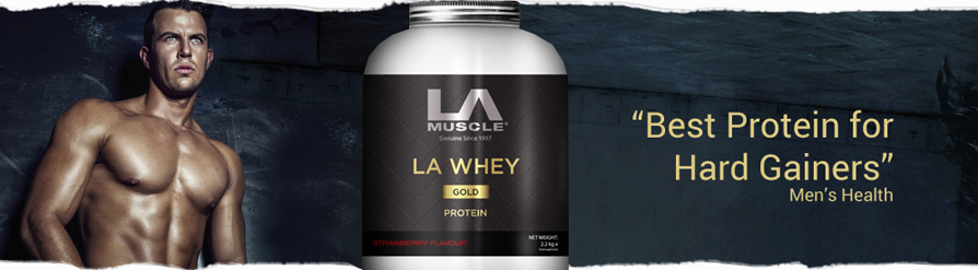 No.1 LA Whey Gold