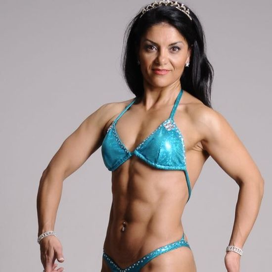 Personal trainer Lina Geraci
