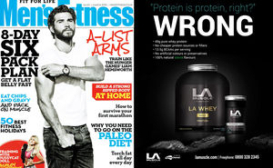 Men's Fitness Magazine March 2015