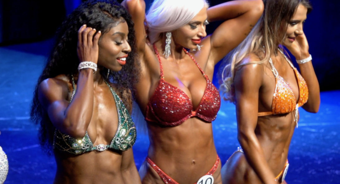 Miami Pro Fitness & Figure Competition 2018 Photos