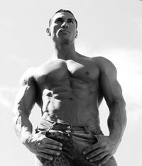 Old School Muscle Growth Secrets