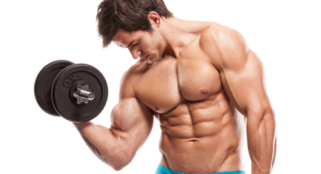 3 Move Superset For More Developed Arms