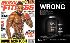 Muscle & Fitness Magazine March 2015