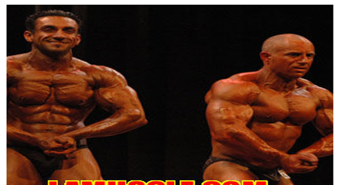 NABBA South East 2005 - SPONSORED BY LA MUSCLE