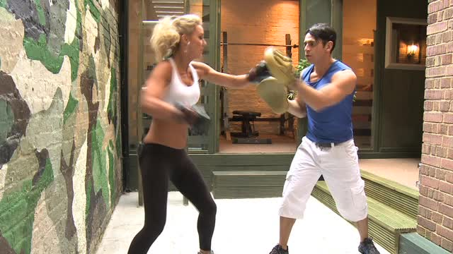 Celebrity Trainer 6 - Natalie Lowe