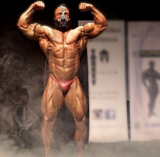 Q&A with Mr Universe Neale Cranwell
