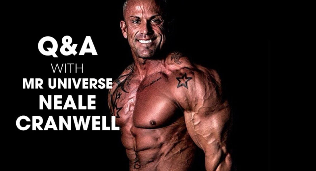 Mr Universe Tells All To LA Muscle