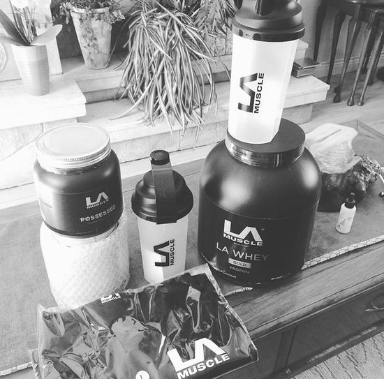 LA Muscle Supplements