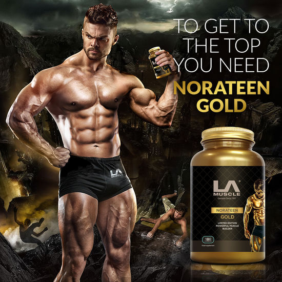 Norateen Gold - Muscle Builder