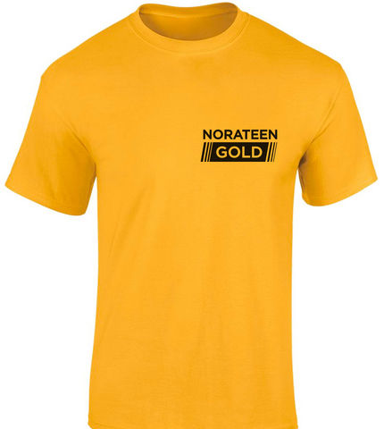 T-Shirt NORATEEN GOLD