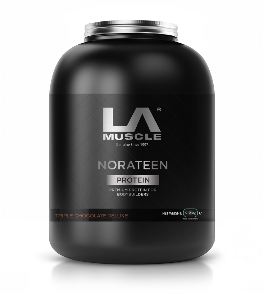 Norateen Protein Extreme protein for bodybuilders with Testosterone Boosters Creatine and 50g