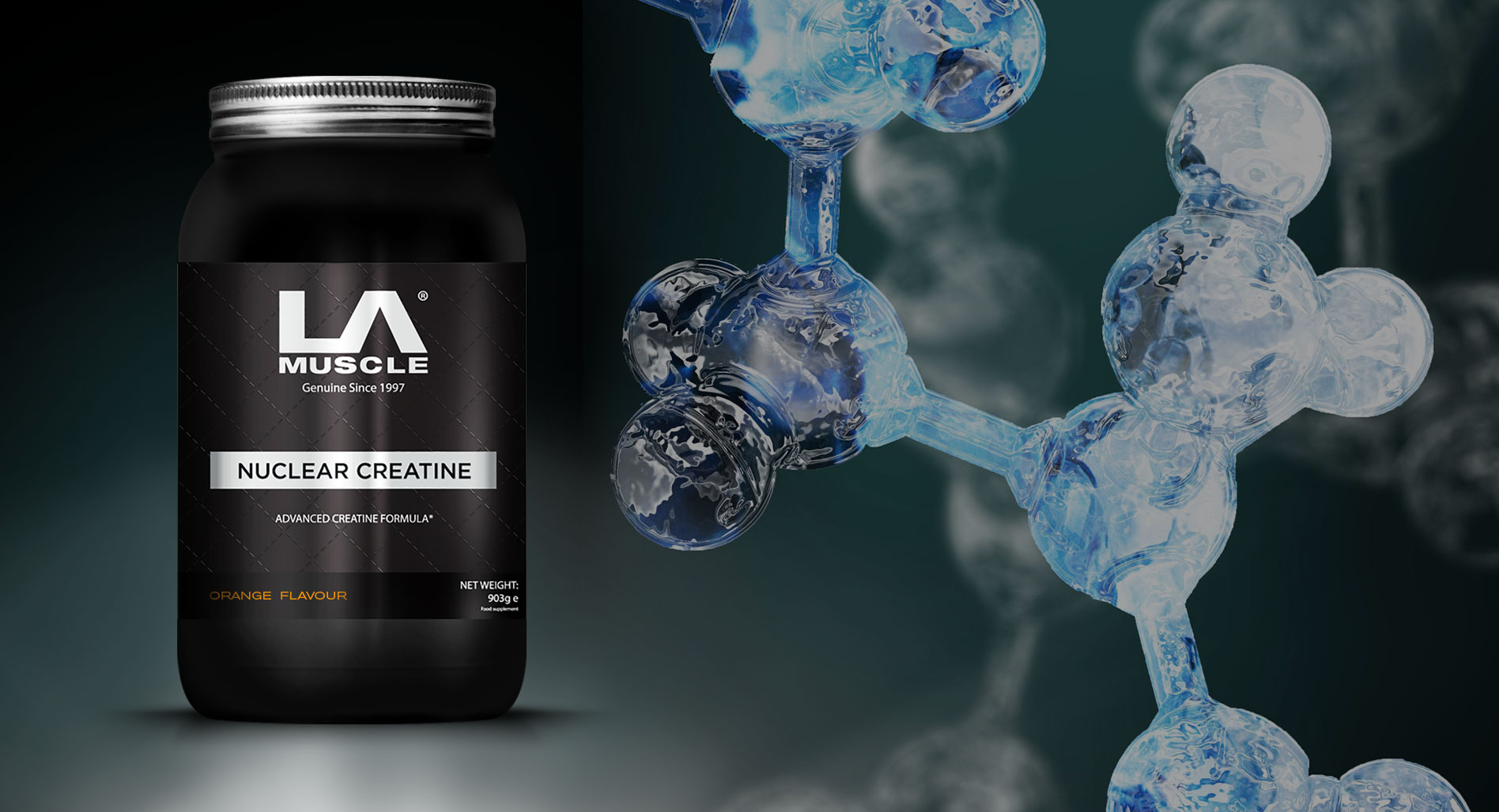 Nuclear Creatine: Inside The Formula