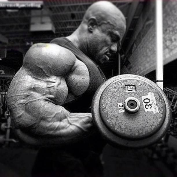 Phil Heath, biggest bodybuilder of all time contender