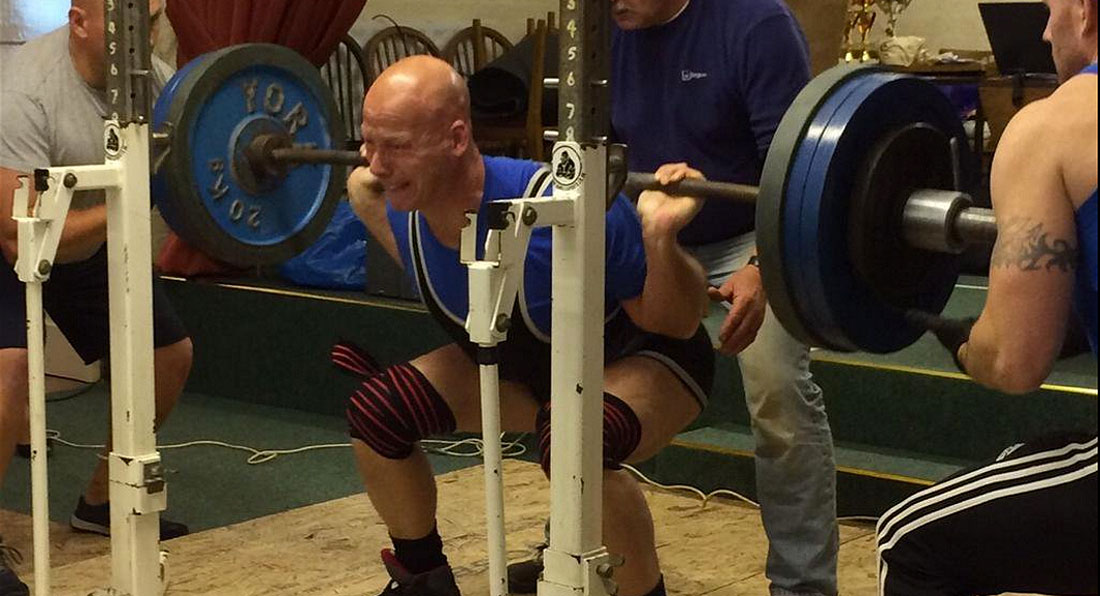 Powerlifting Training by Geraint Nicholas - World Powerlifting Champion