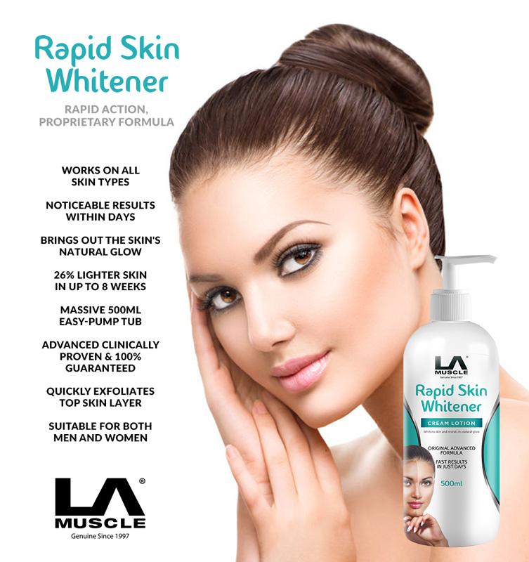 Rapid Skin Whitener