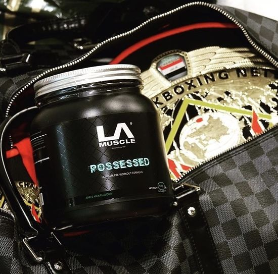 LA Muscle Pre-Workout Possessed