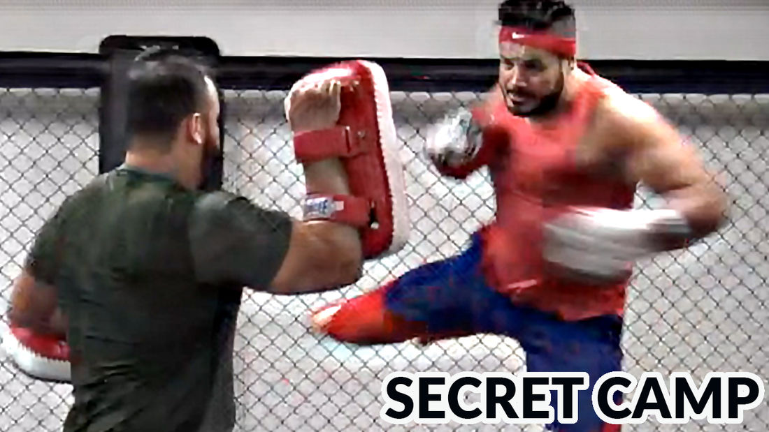Secret Training of a 6 x World Kickboxing Champion