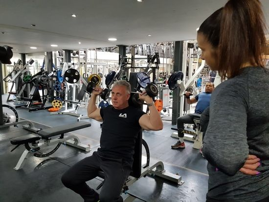 The Gym: Series 14