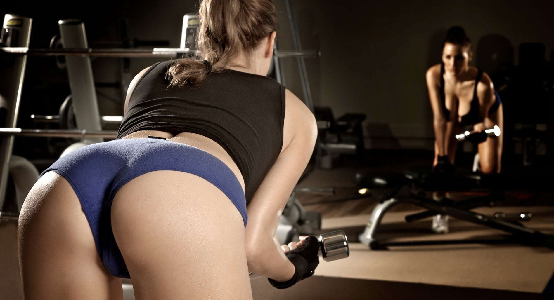 Top 100 best Glutes in the world