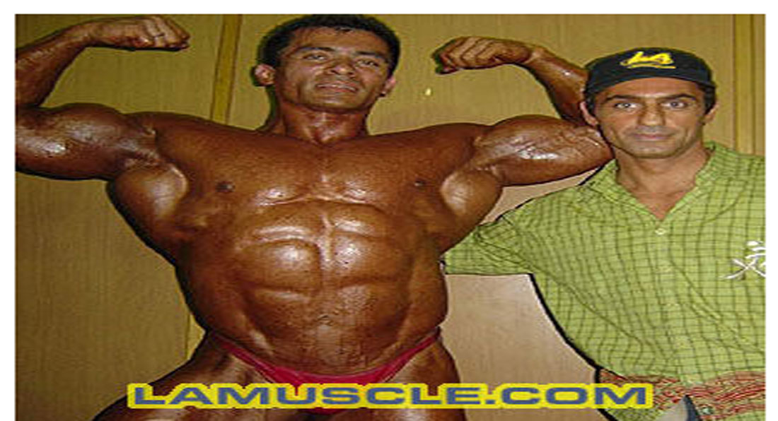 South American Body Building Championships 2004
