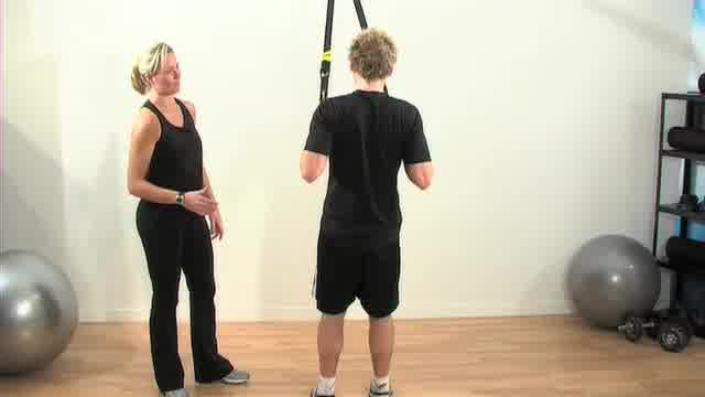 Suspension Training:Conditioning