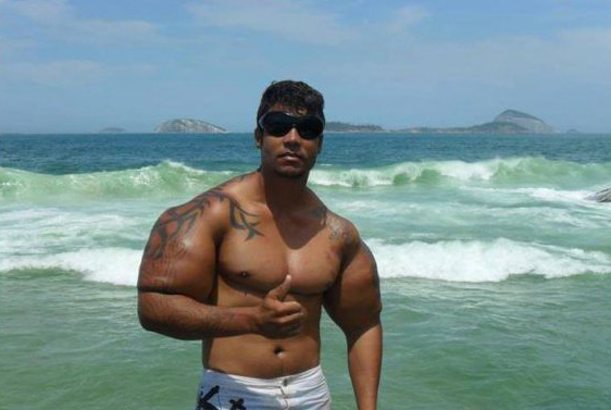 Shocking Synthol freaks: Crazy photos of bodybuilders that
