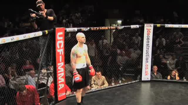 UCF MMA Lord of The Cage