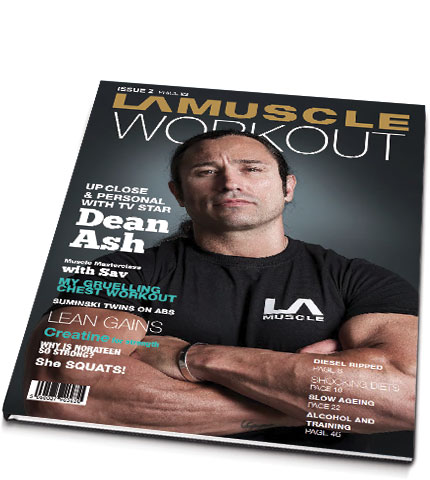 Workout Magazine Issue 2