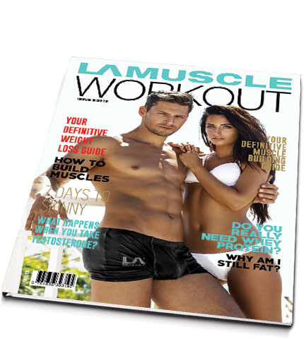 LA Muscle Workout Magazine