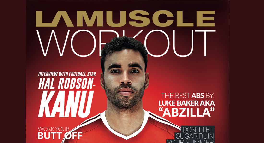 Issue 5 of Workout Magazine now out