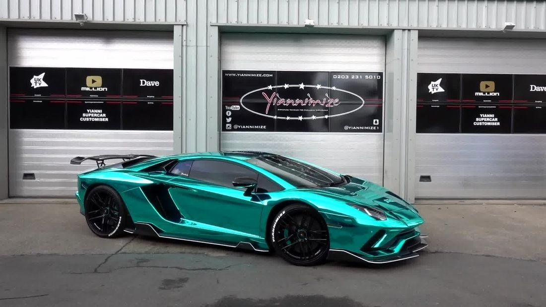 CRAZY supercars of Yianny of Yiannimize!!!