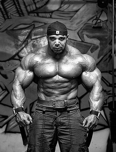 Zak Khan, biggest bodybuilder